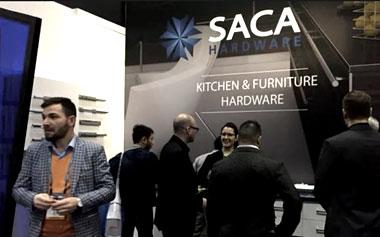 SACA星徽精密震撼亮相2018美国KBIS展会