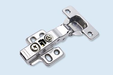 BF06不锈钢缓冲快装偏心调节铰链