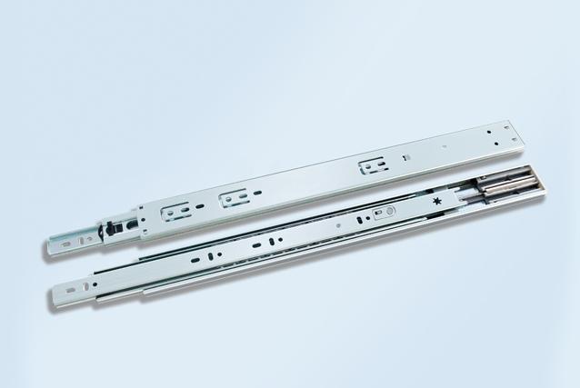 SH4501FC-DS 三节缓冲双弹簧缓冲滑轨